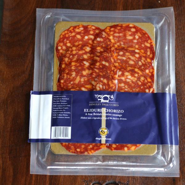 Dingley Dell Sliced Chorizo