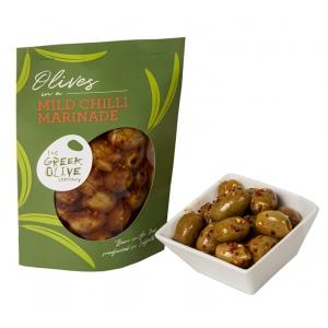 Mild Chilli Marinade Olives