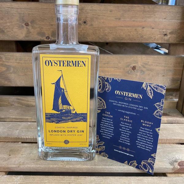 Oystermen London Dry Gin